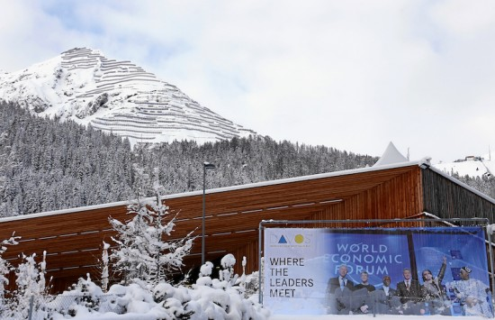 More than 2,500 leaders from around the world will convene in Davos, Switzerland this week for the 2016 WEF Annual Meeting