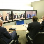 TelePresence with Prince Philippe