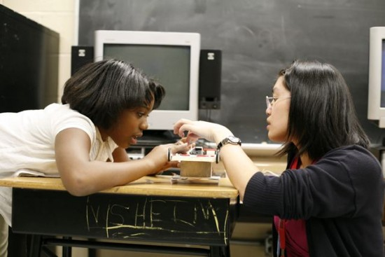 Cisco support helps Citizen Schools encourage students to stay in school