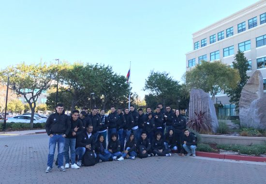 SENA SENAsoft tech apprentices Cisco Silicon Valley DevNet CiscoCXC NetAcad