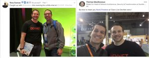 Making Social Media Connections in Real LIfe