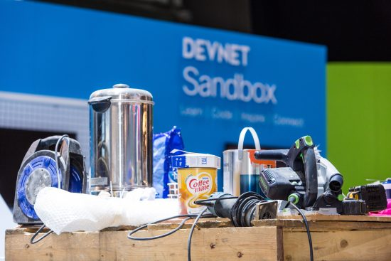 Adrian Iliesiu Cisco Blog DevNet Sandbox