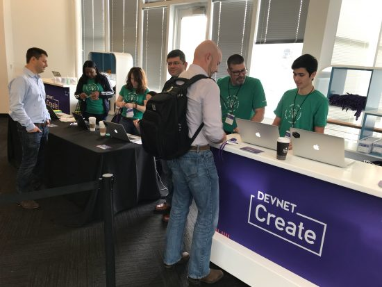 Welcome to DevNet Create