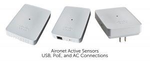 Aironet Active Sensors