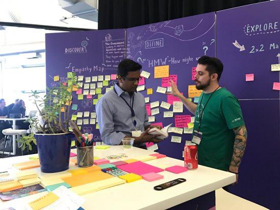 Meet Cisco Design Thinking experts