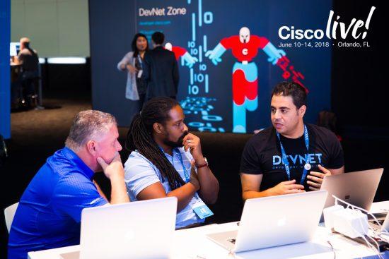 Kareem Iskander Developers Cisco Live US DevNet Zone