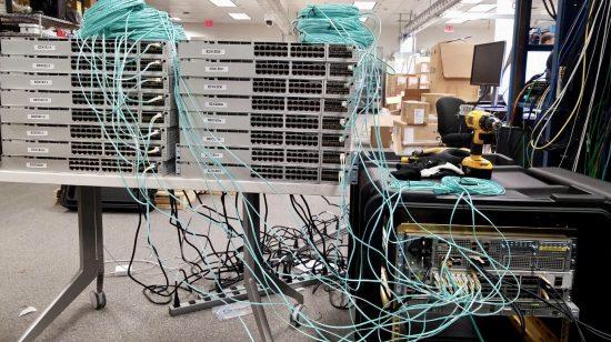 Cisco Networking equipment Adrian Iliesiu DevNet CLUS lab Silicon Valley