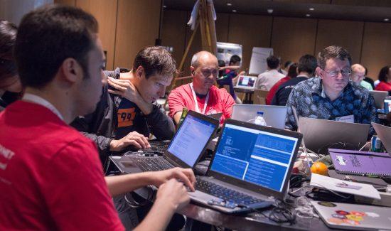 IETF hackathon Montreal 3