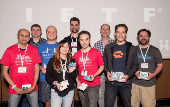 IETF hackathon Montreal, 5