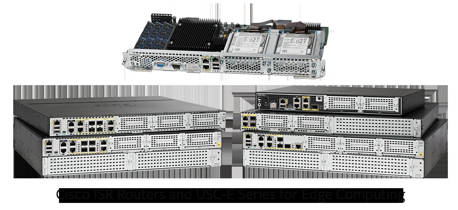 ISR and USC Edge Compute
