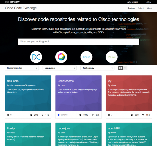 Code Exchange blog 1