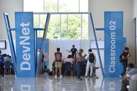 DevNet Zone in Cancun