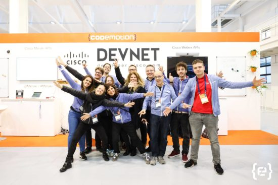 Devnet at Codemotion