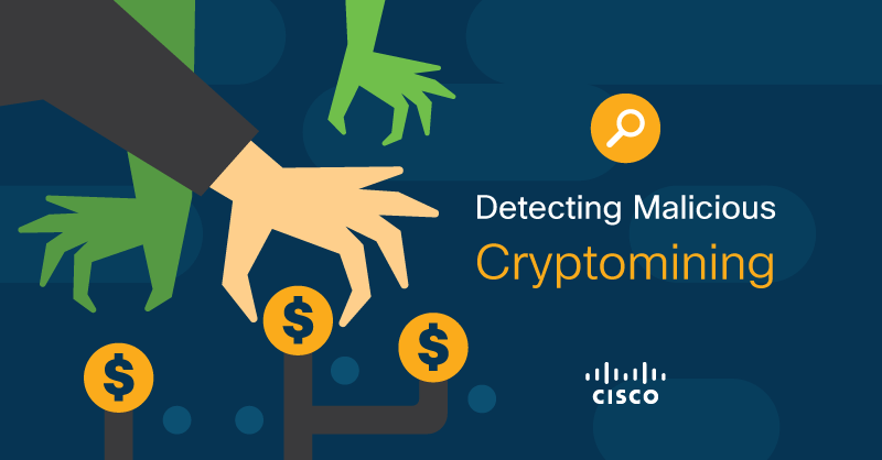 Three ways to detect cryptomining activities using network security analytics