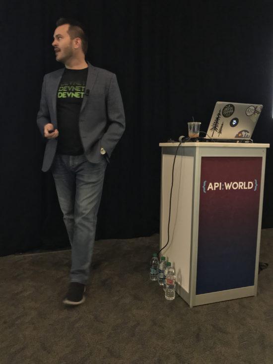 API World Casey Bleeker
