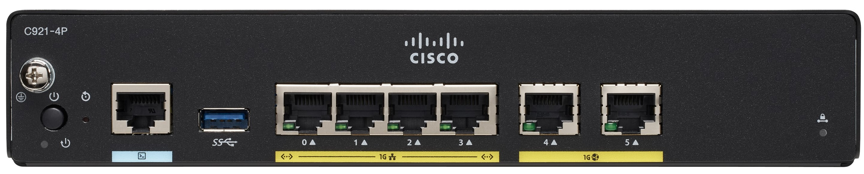 Cisco 900 Series Integrated Services Router (ISR)