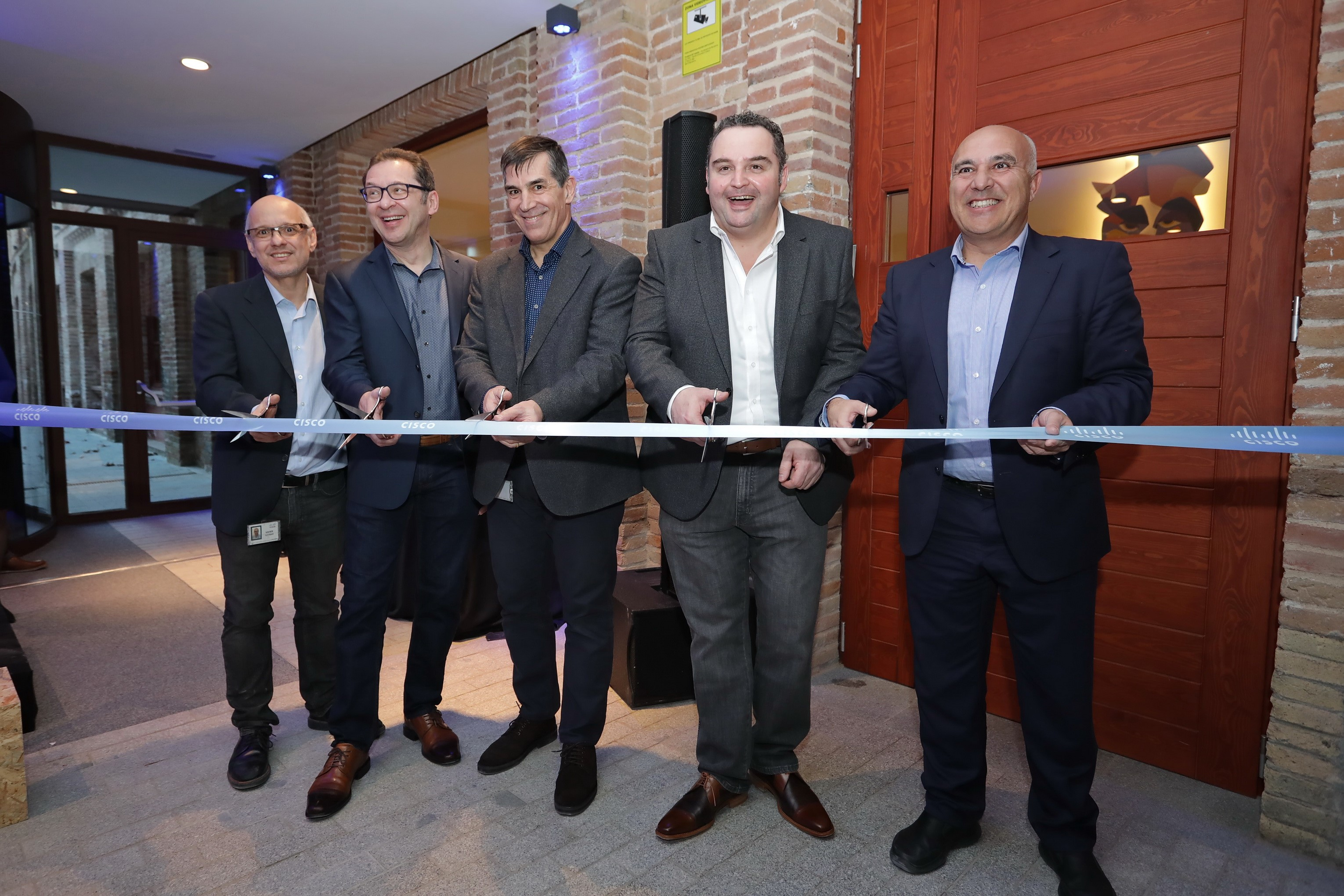 Cisco Opens Latest Co-Innovation Center in Barcelona