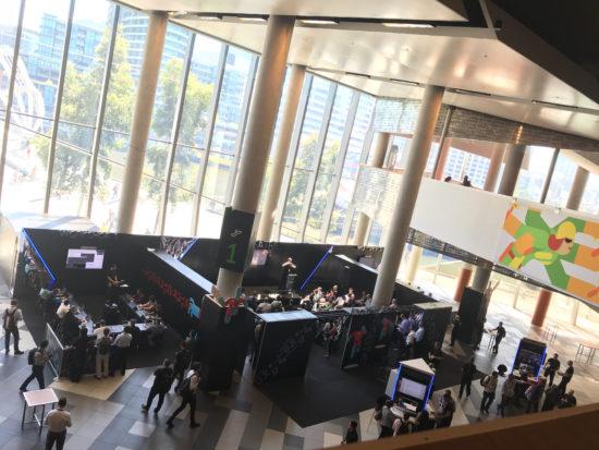 Cisco Live Melbourne DevNet Zone Community engagement