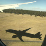 Landing in Melbourne CLMEL by Silvia Spiva