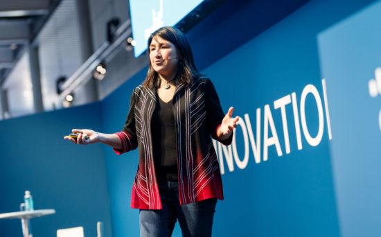 Susie Wee Innovation Talk