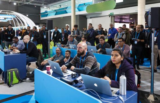 Full workshops in the DevNet Zone