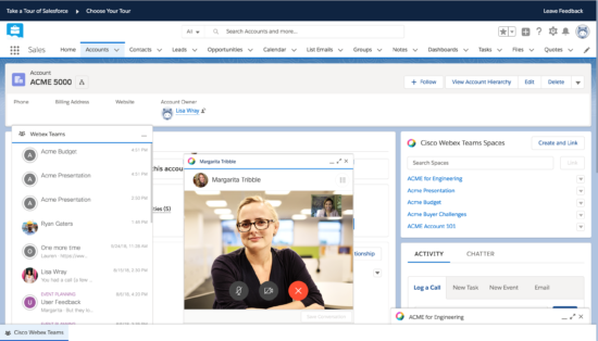 Uninterrupted Workstreams with Webex: Way more than just a meeting!