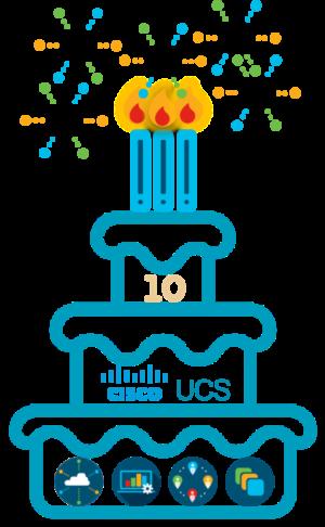 Happy 10th Anniversary Cisco UCS