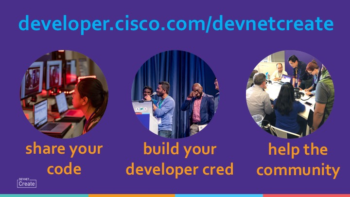 DevNetCreate_team