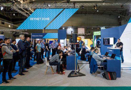 Cisco Live Europe DevNet content