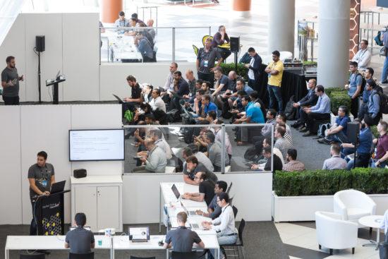 Cisco Live DevNet Zone Australia