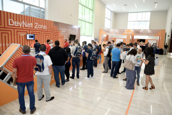 Cisco Live Latin America Developer community