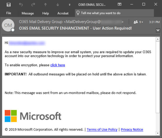 Office 365 phishing - Cisco Blogs