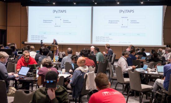IETF Hackathon 3