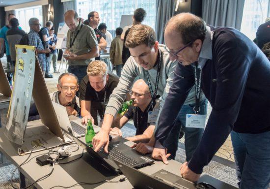 IETF Hackathon 4