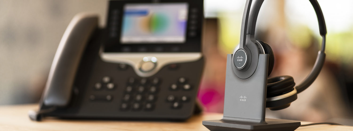 Intelligent, Integrated Management with Cisco Headsets