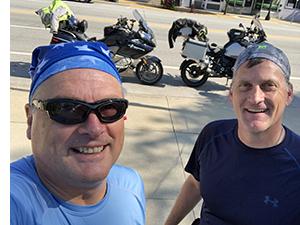 John Gazette and Matt Gansemer.
