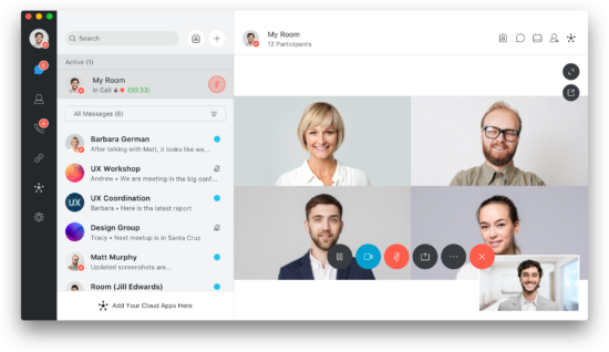 UC-One SaaS takes first step toward Webex unified client vision