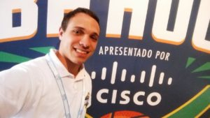 Participating in Cisco Networking Academy has been career changing – and life changing – for Yuri Vidal of Brazil.