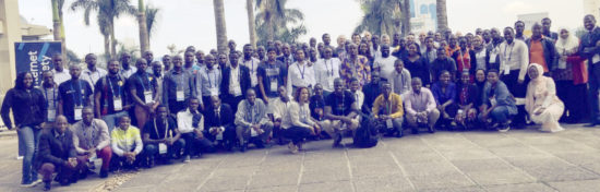104 Participants across 5 Projects