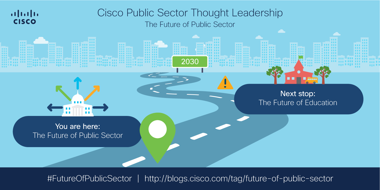 Roadmap for the future of public sector blog series