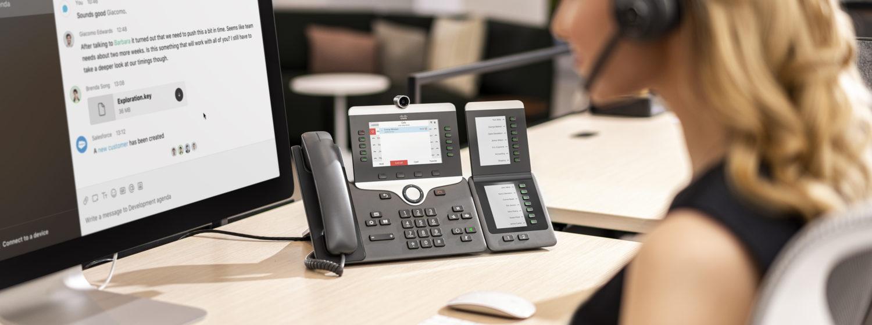 Top 5 Reasons Your Organization Needs Cisco Webex Calling with Multiplatform Phones