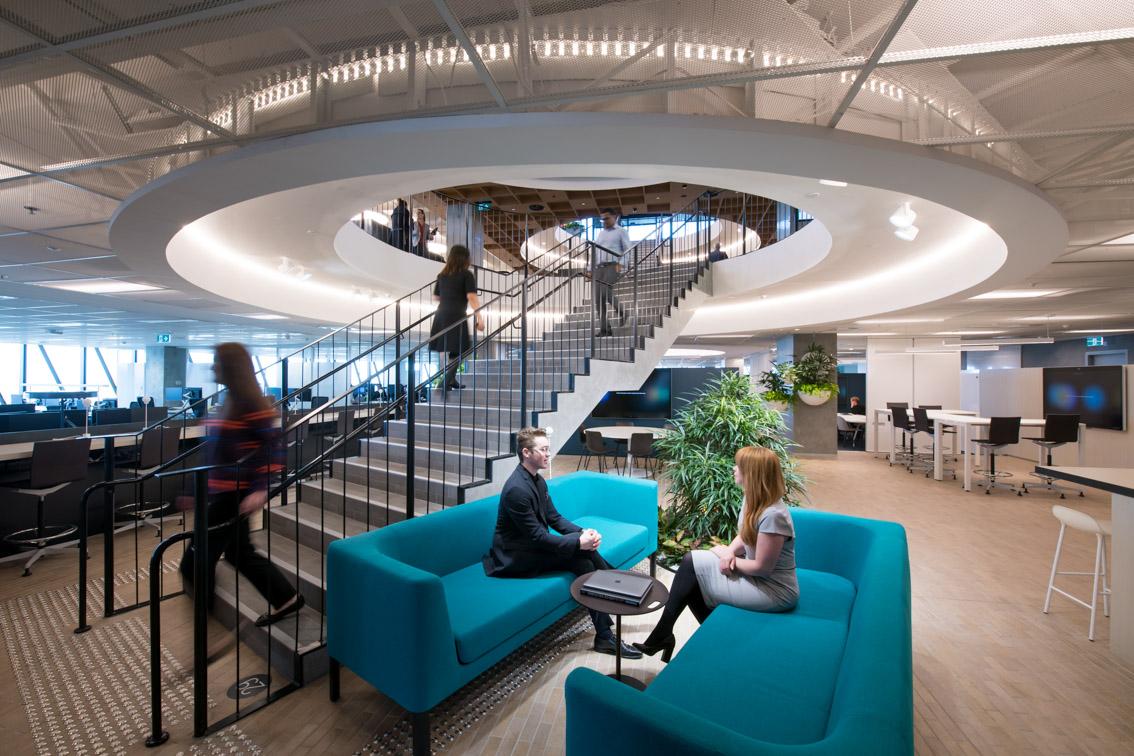 Modern workplace with Webex