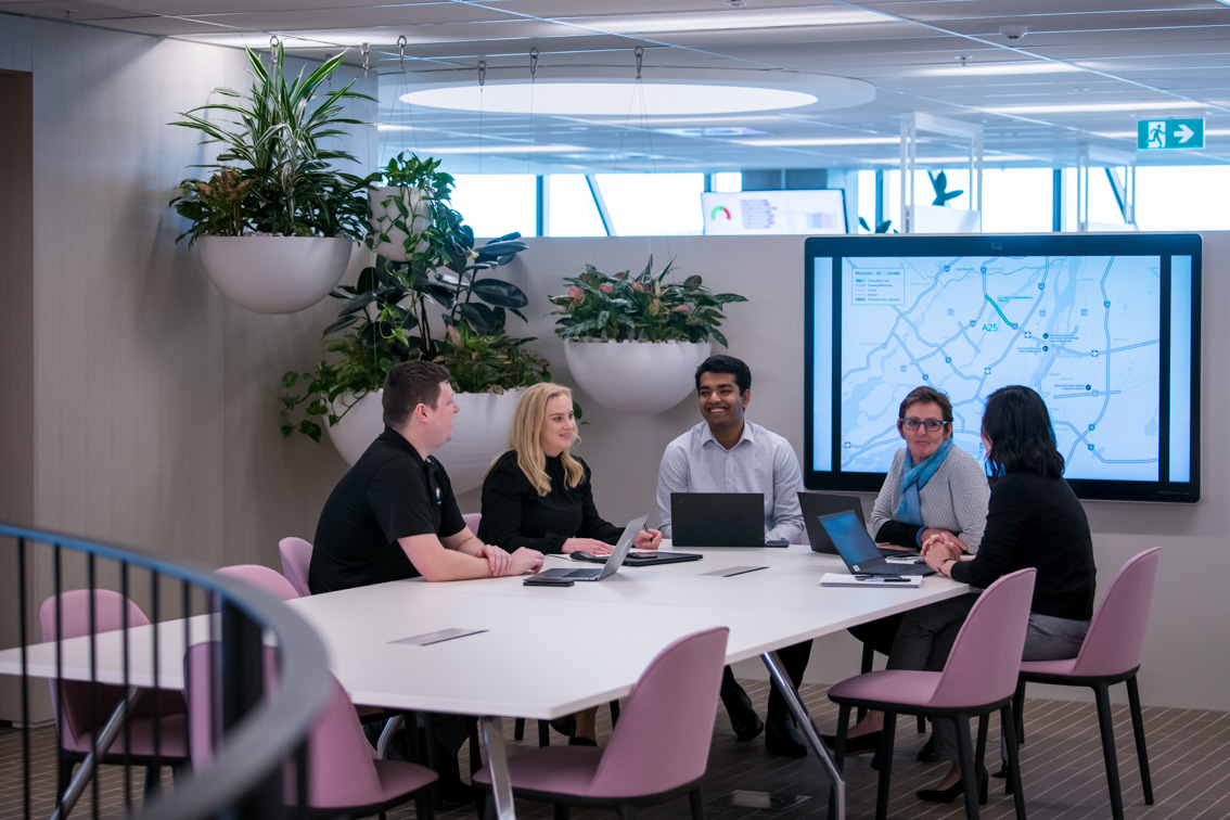 Consistent User Experience at Cisco Webex