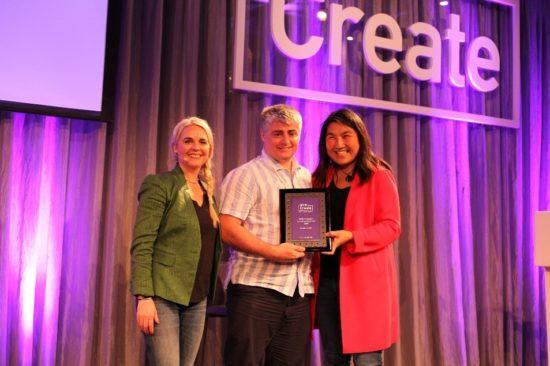 DevNet support Creator award