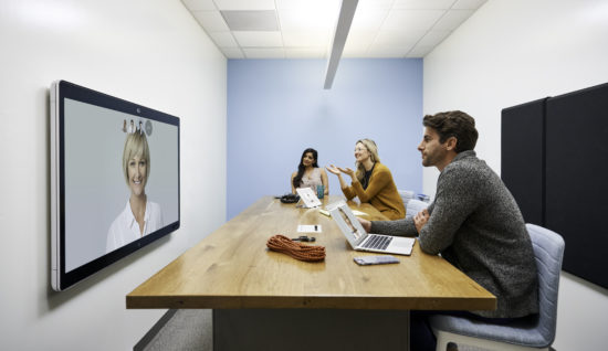 Seamless Connections and video meetings
