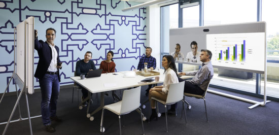 Cisco's Single Platform and Unified App Make a More Human Approach to Transforming your Workplace