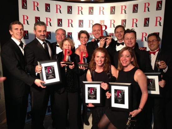 PRWeek Awards 2013 - Cisco PR Team
