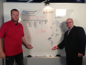 Colin McNamara and Jay Cuthrell rock the unicorn challenge: software defined style.