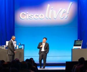 AmEx at Cisco Live 3c