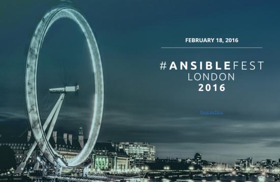 AnsibleFest_Feb18 2016